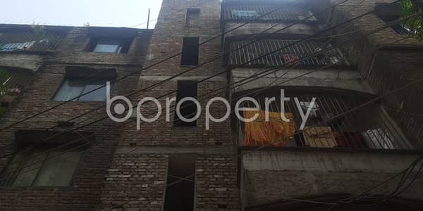 For Selling Purpose This Flat Is Now Vacant In Progati Sharani.