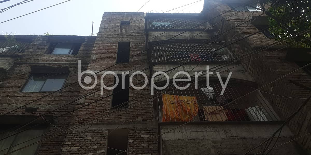 A Beautifully Constructed Apartment Of 750 Sq Ft Is Up For Sale In Progati Sharani