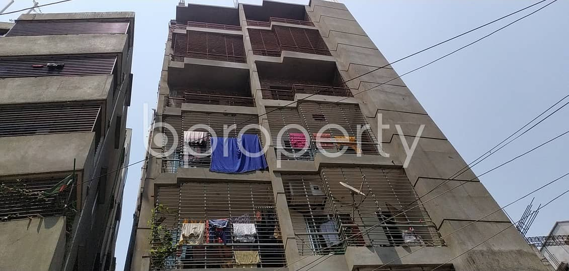 Impressive Flat Of 1350 Sq Ft Is Up For Sale In Uttar Badda