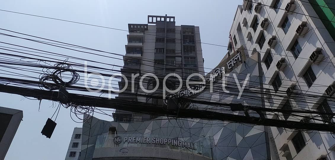 Reside Conveniently In This Well Constructed 1900 Sq. Ft Flat For Sale In Uttar Badda