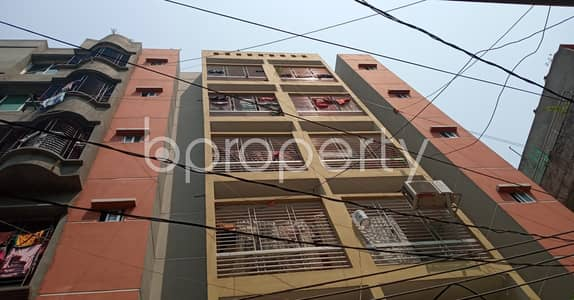 2 Bedroom Flat for Rent in Mirpur, Dhaka - Nice And Reasonable Flat Of 650 Sq Ft Is Ready To Rent In Mirpur Section 7.