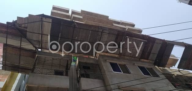 2 Bedroom Flat for Rent in Badda, Dhaka - Nice And Reasonable Flat Of 800 Sq Ft Is Ready To Rent In Uttar Badda