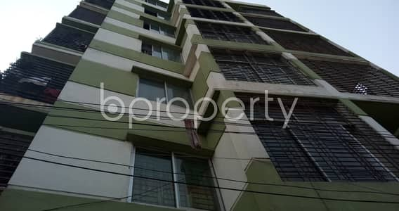 2 Bedroom Apartment for Rent in Maghbazar, Dhaka - Maghbazar Is Giving You A 900 Square Feet Apartment For Rent