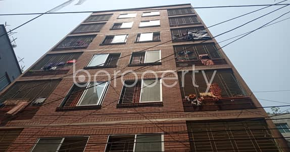 2 Bedroom Apartment for Rent in Mirpur, Dhaka - Strongly constructed 650 SQ FT home is available to Rent in Mirpur 7