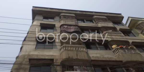 2 Bedroom Apartment for Rent in Badda, Dhaka - Badda Is Giving You A 680 Sq Ft Flat For Rent