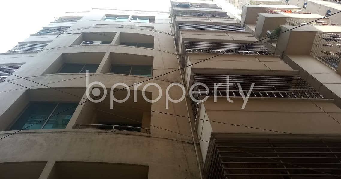 This Vacant Apartment Of 1100 Sq Ft Situated In Modhubag, Is Up For Rent