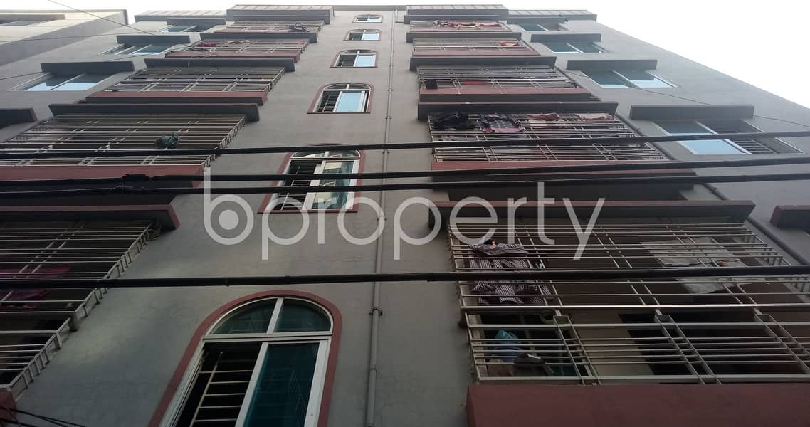 A 750 Sq Ft Well Fitted Residential Property Is On Rent In Modhubag