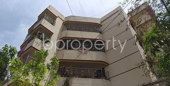 ভাড়ার জন্য BAYUT_ONLYএর ফ্ল্যাট - বায়েজিদ, চিটাগাং - Take rent of a pleasantly done 1100 SQ FT residential flat located at Hill View R/A