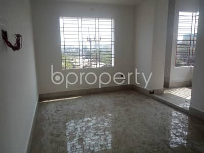 3 Bedroom Flat for Rent in Kotwali, Chattogram - Close To Patharghata Girls' High School, An Apartment Of 3 Bedroom For Rent Is Available In Kotwali