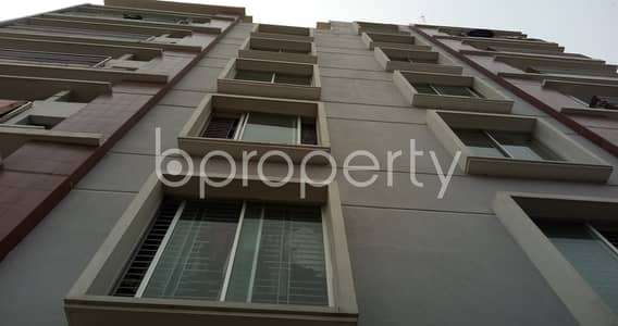 2 Bedroom Apartment for Rent in Bayazid, Chattogram - Be the resident of this 850 SQ FT flat vacant for rent at Baluchara