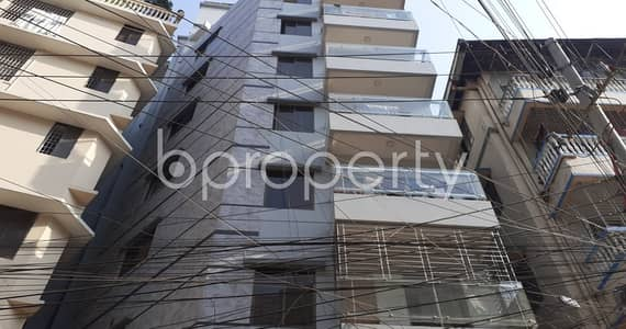 2 Bedroom Apartment for Rent in Mohammadpur, Dhaka - In The Beautiful Neighborhood Next To Prominent Housing Baitul Abrar Jame Masjid A Flat Is Up For Rent