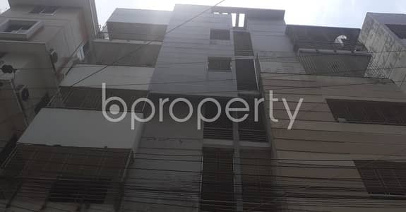 3 Bedroom Apartment for Rent in Bashundhara R-A, Dhaka - Bright And Cozy Apartment Featuring 1500 Sq Ft Space Is Up For Rent In Bashundhara R-a