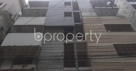 3 Bedroom Apartment for Rent in Bashundhara R-A, Dhaka - In The Fine Location Of Bashundhara R-a A 1500 Sq Ft Nice Apartment Is All Set For Rent