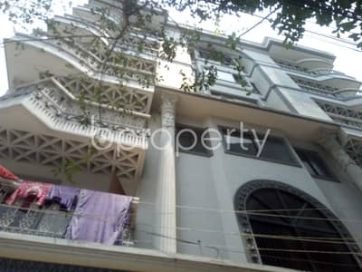 3 Bedroom Apartment for Rent in Mirpur, Dhaka - In West Kazipara, A Nice 3 Bedroom Flat Is Now Vacant For Rent.