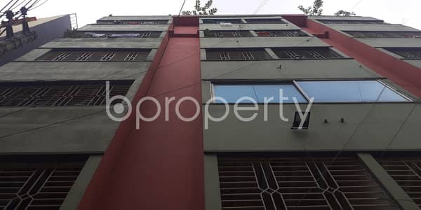 2 Bedroom Flat for Rent in Badda, Dhaka - A 700 Sq Ft Well Fitted Residential Property Is On Rent In Merul Badda