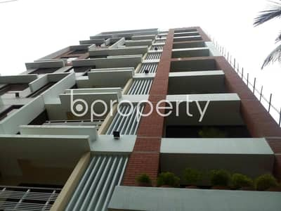 3 Bedroom Apartment for Rent in Uttara, Dhaka - Front view