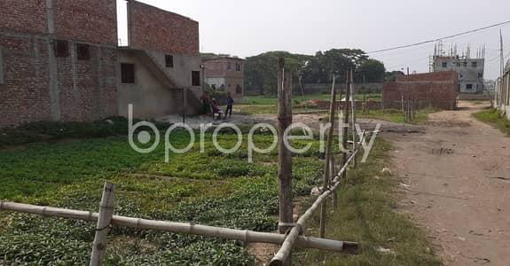 Plot for Sale in Jatra Bari, Dhaka - 4320 Sq Ft Plot Is Up For Sale At Jatra Bari