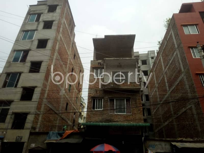 288 Sq Ft Commercial Shop Space Is Ready To Rent In Mirpur, Section 7