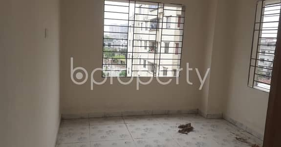 3 Bedroom Apartment for Rent in Cantonment, Dhaka - This Comfortable And Beautiful Apartment Of 1100 Sq Ft, In West Manikdi Is For Rent