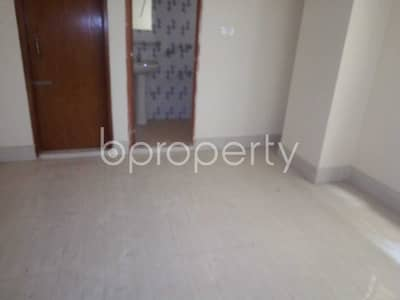 3 Bedroom Flat for Sale in Ibrahimpur, Dhaka - Wonderful Flat Covering An Area Of 1164 Sq Ft Is Available For Sale In Ibrahimpur