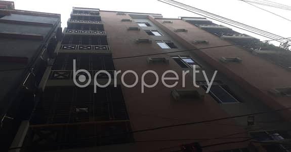 2 Bedroom Flat for Rent in Jatra Bari, Dhaka - Look At This 800 Square Feet Medium Size Apartment Ready For Rent At Kajla