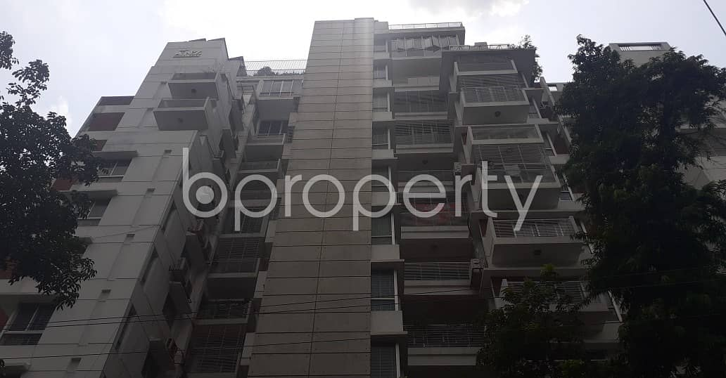 In Gulshan this flat is up for sale which is 2880 SQ FT