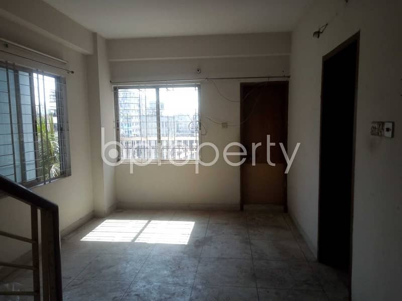 A 1322 Sq. ft Duplex Flat Is For Sale In Wari.