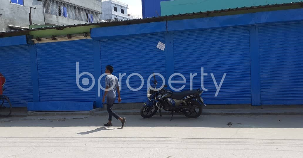 100 Sq Ft Commercial Shop Is Ready For Rent In Hazaribag