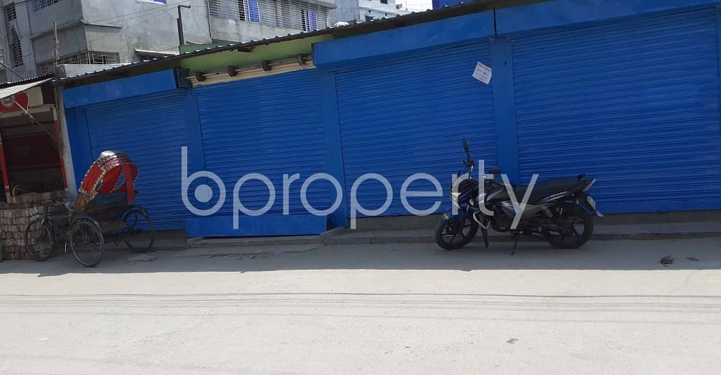 100 Sq Ft Commercial Shop Is Available For Rent In Hazaribag