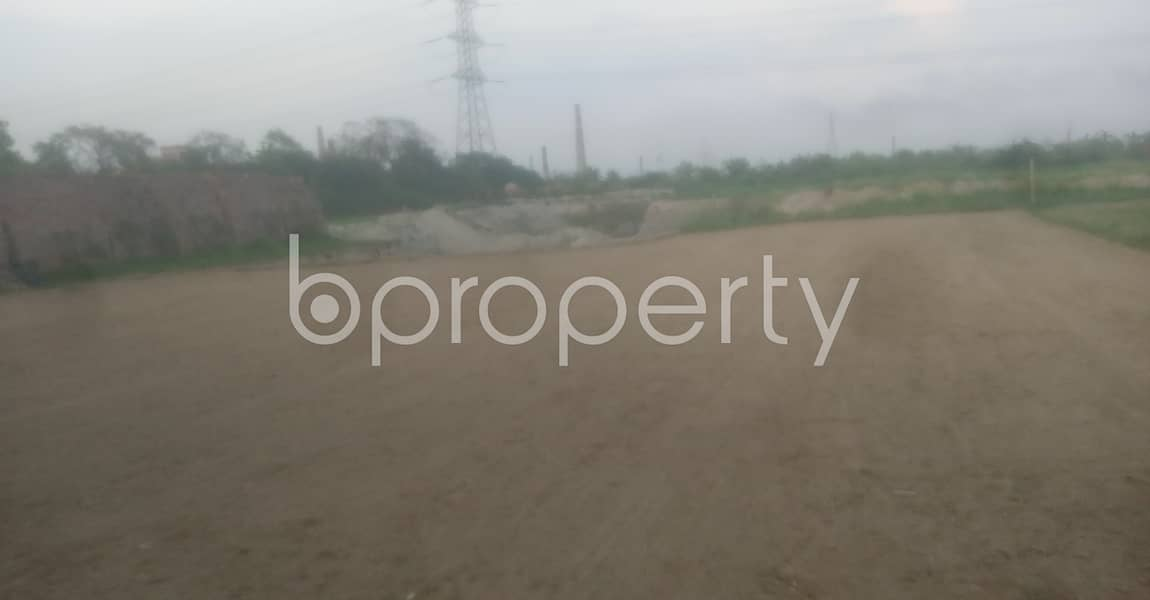 Grab This 3 Katha Land For Sale At Bosila