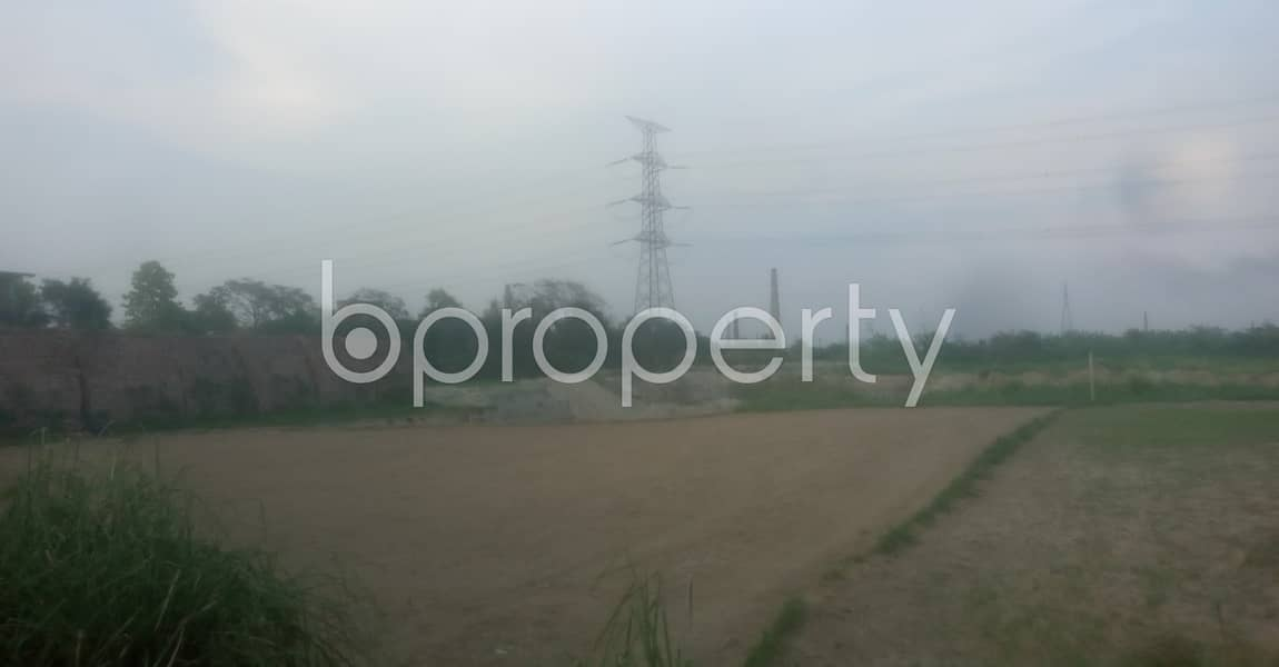 3 Katha Land Is For Sale At Bosila