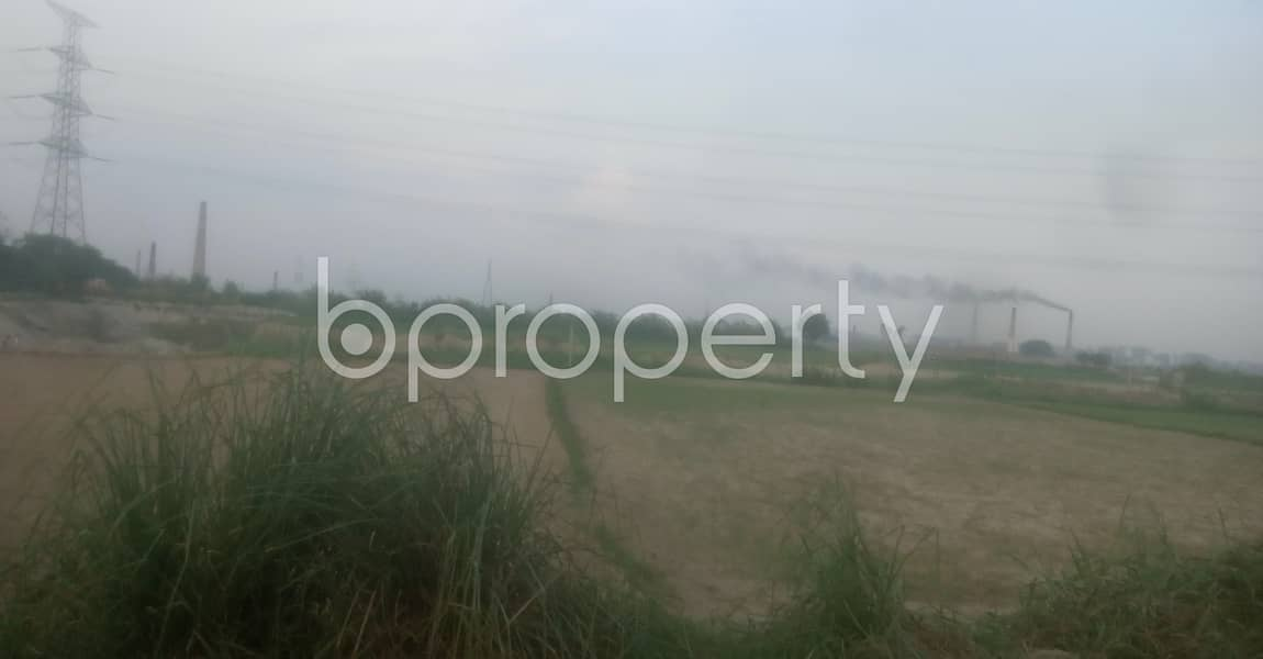 3 Katha Land Is Available For Sale At Bosila