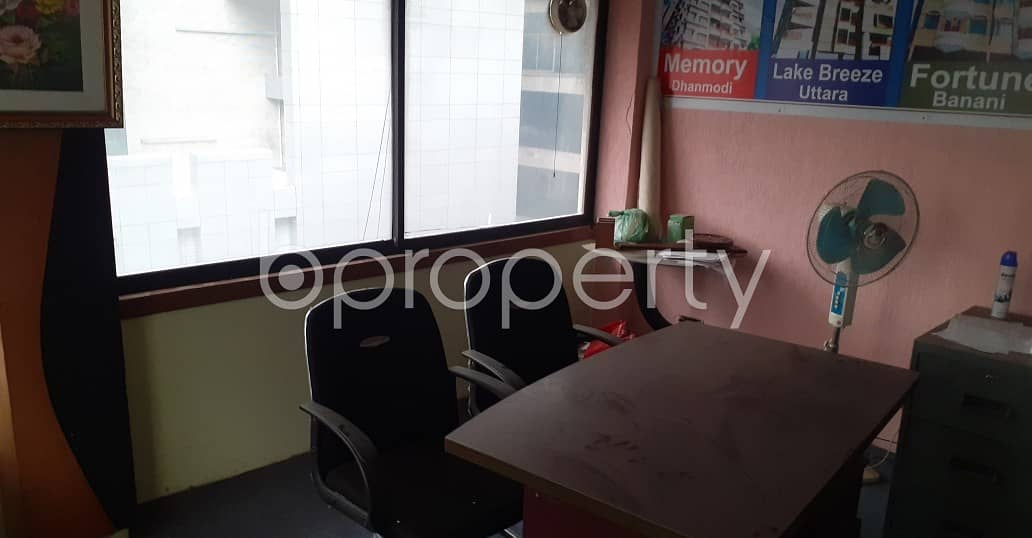 This Nice Budget Friendly Commercial Office For Rent In Dhanmondi.