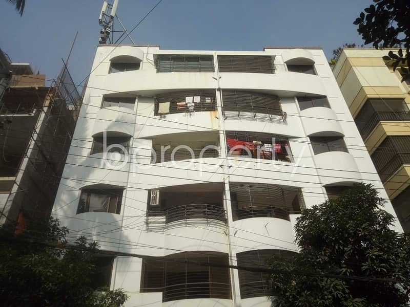 In A Calm Place, Baridhara Offer You A Stunning Apartment For Rent