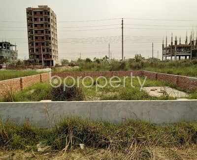 Plot for Sale in Aftab Nagar, Dhaka - 2