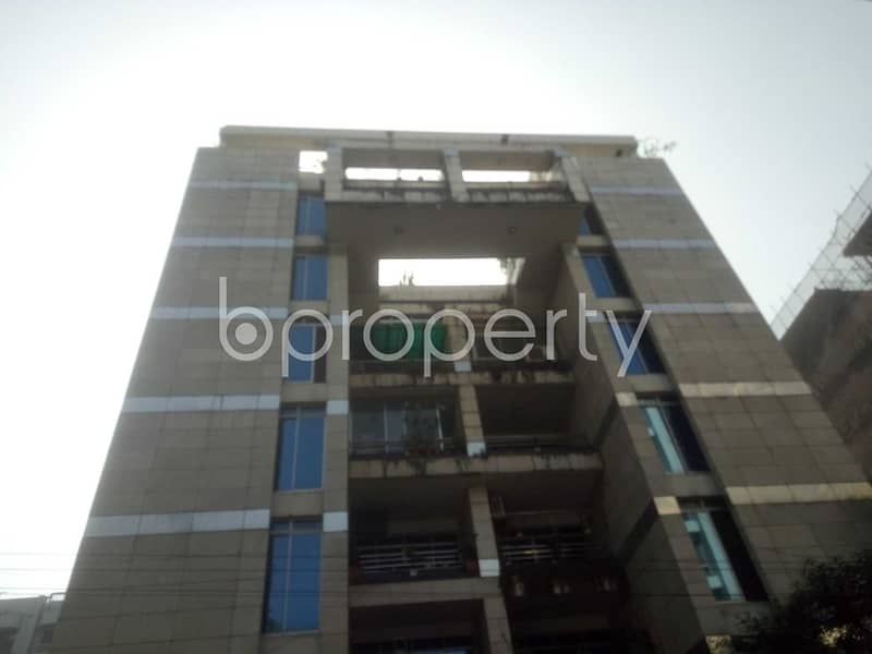 Three Bedroom And 2,450 Sq. Ft. Apartment I Baridhara Is Ready For Rent