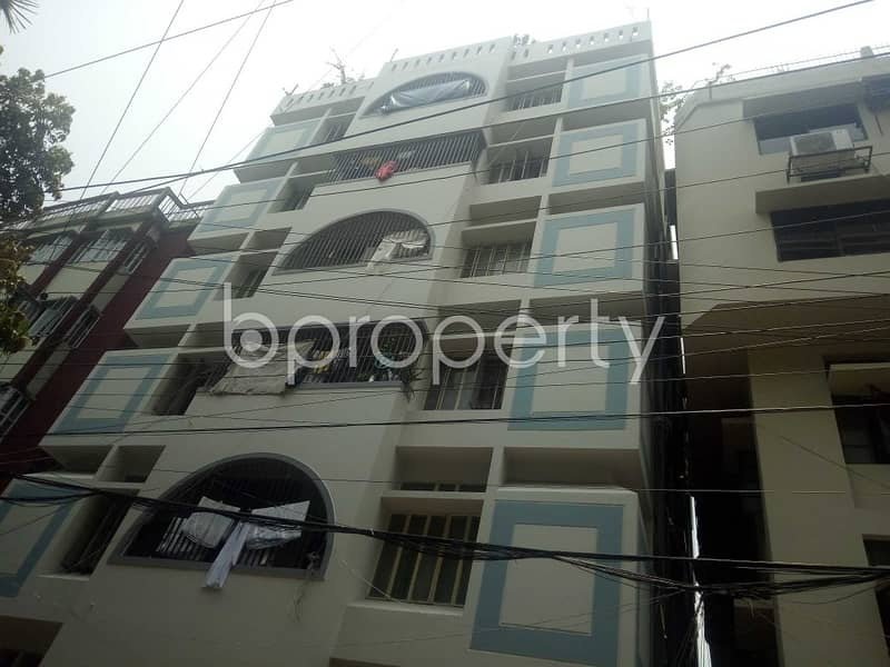 A Well-maintained Residence Of 1250 Sq Ft Is Prepared For Rent In Sugandha R/a