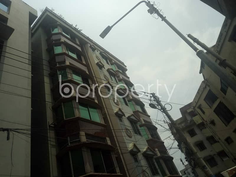 Grab This Well Maintained & Nice 3 Bedroom Apartment In Sugandha R/a