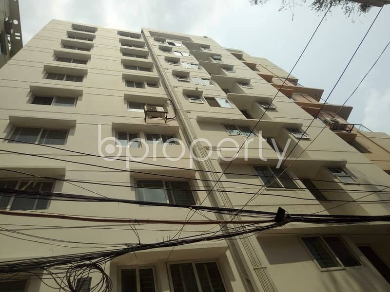 Strongly Structured This 1250 Sq. Ft Apartment Is Now Vacant For Rent In Sugandha Residential Area.