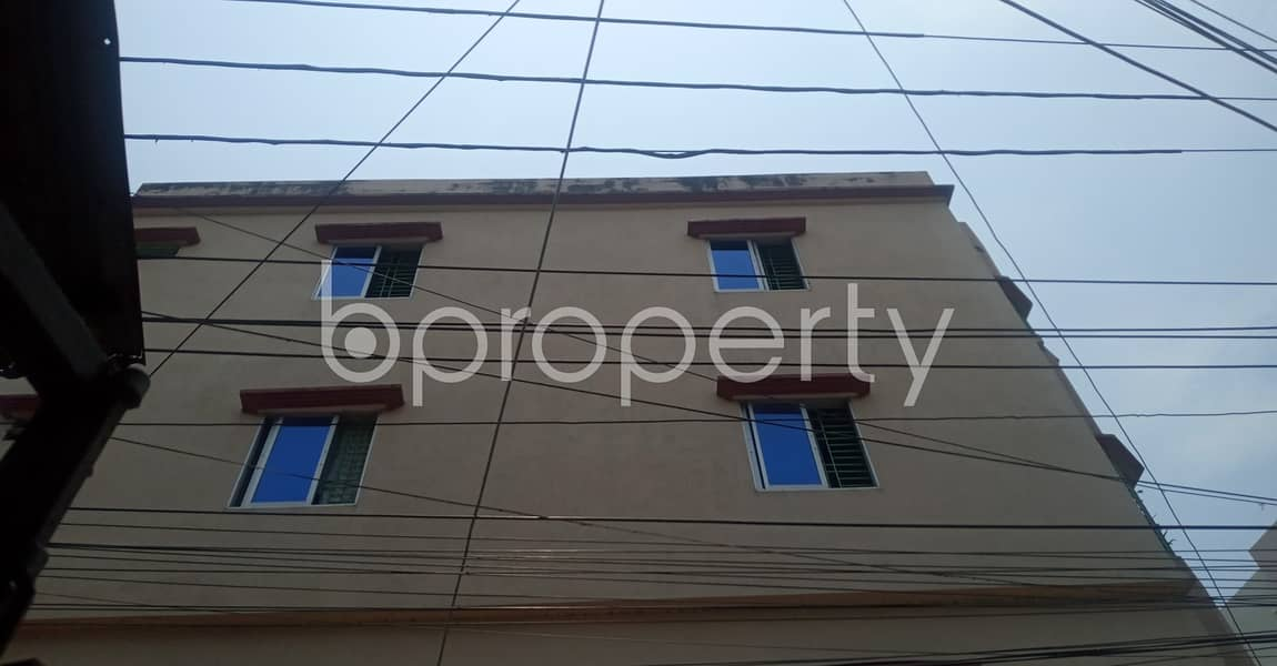 Apartment Of 750 Sq Ft For Rent In North Patenga