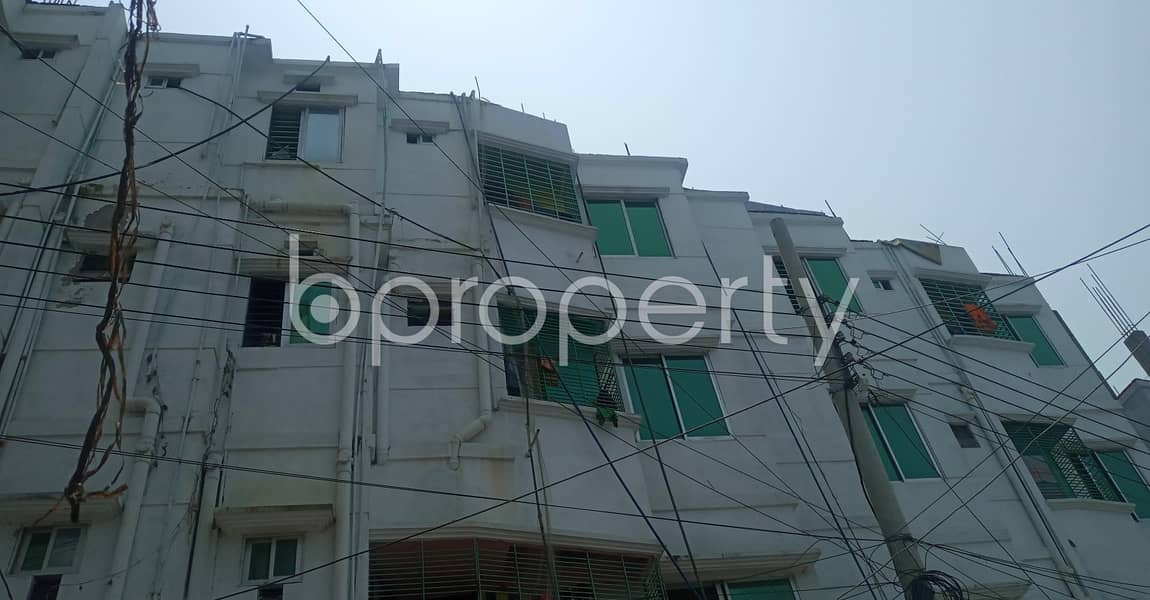 Available In 40 No. North Patenga Ward, A 900 Sq. Ft Medium Size Apartment For Rent.