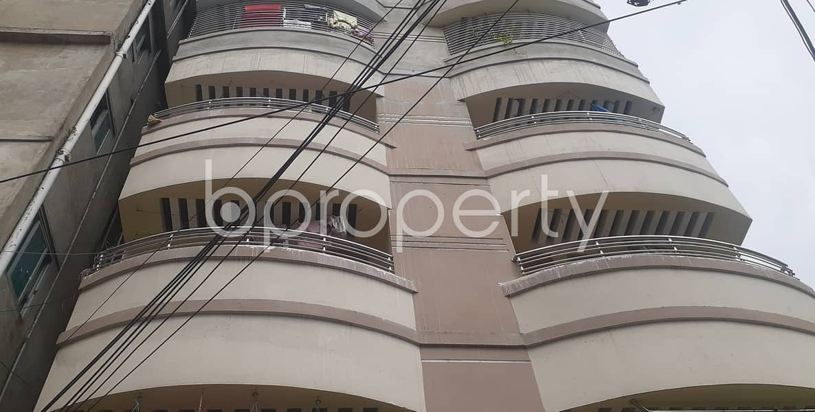 Well Fitted Flat Is Here Available For Rental Purpose Covering 700 Sq Ft Space In Kazir Dewri