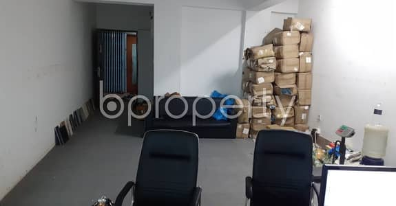 Office for Rent in Hatirpool, Dhaka - 550 Sq Ft Commercial Space Is Ready For Rent In C. R. Datto Road, Hatirpool.