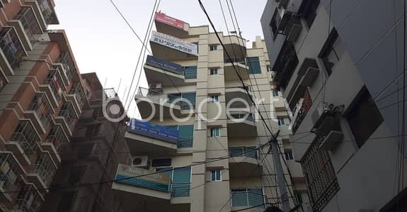 1600 Sq. Ft. Apartment Is For Sale At Dhanmondi