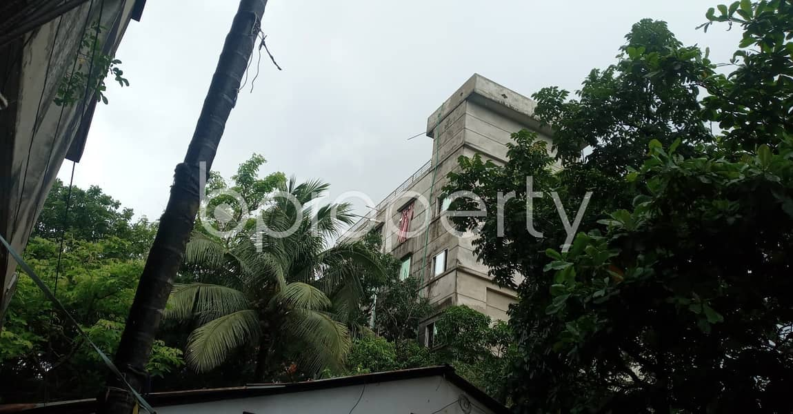 Built with modern amenities, check this flat for rent which is 600 SQ FT in Patenga