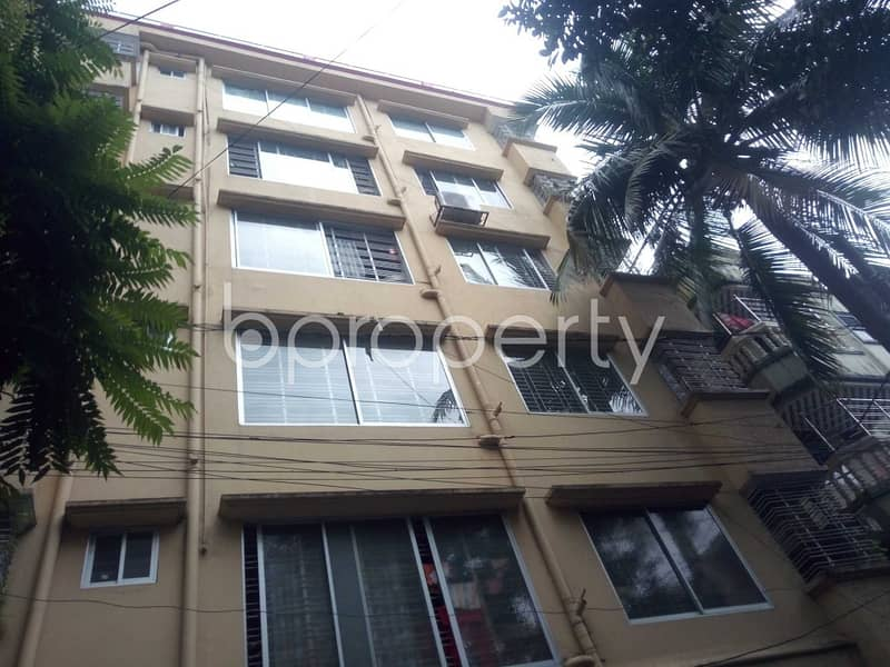 Built with modern amenities, check this flat for rent which is 500 SQ FT in Panchlaish