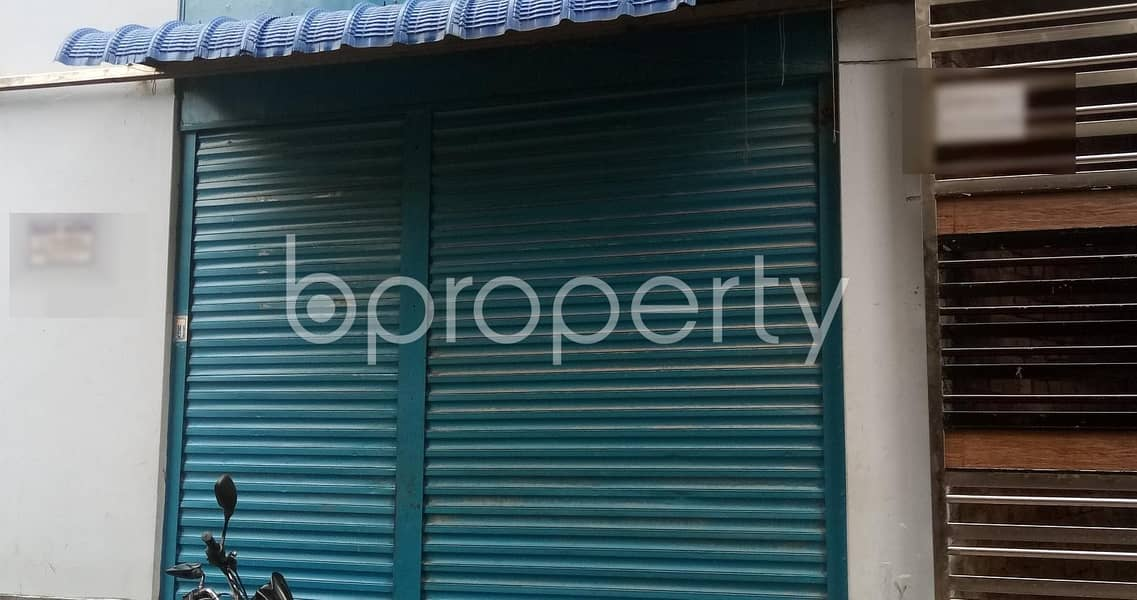400 Square Feet Shop Is Up For Rent At Ibrahimpur
