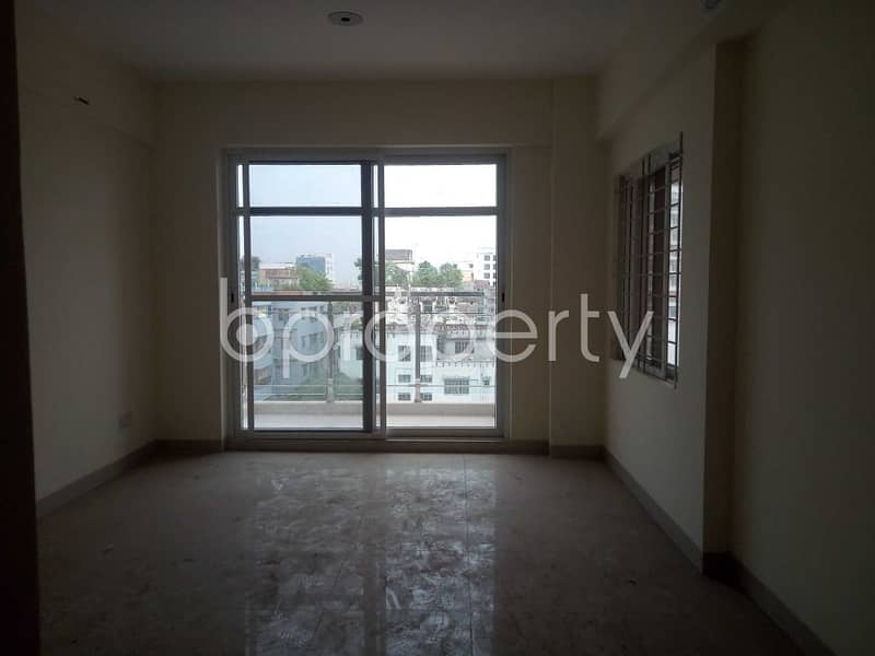 Remarkable Flat Of 1250 Sq Ft Is Up For Rent In Sugandha Residential Area