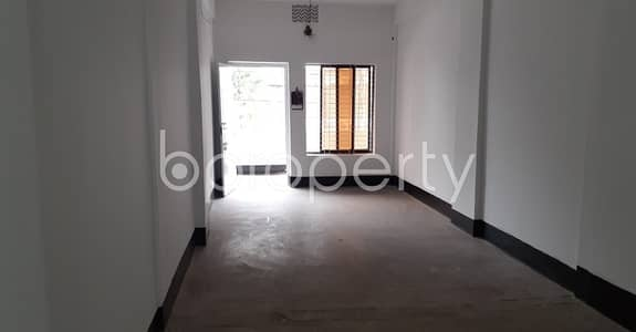 Office for Rent in Hatirpool, Dhaka - A 350 Sq Ft Office Is Ready For Rent In New Elephant Road, Hatirpool.