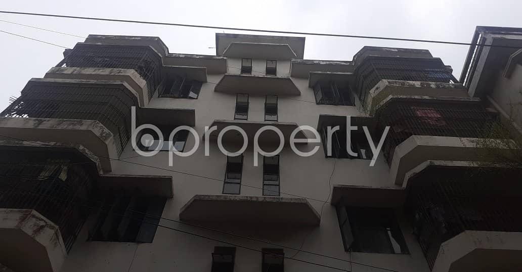 Grab This 900 Square Feet Apartment Up For Rent At Al-Falah Housing Society.